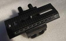 Gimbal Stablizer Adjustable Camera Tray Rail Red SCARLET EPIC DSLR 5D mkIII