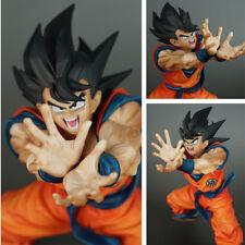 Dragon Ball Z Son Gokou Kamehameha Goku Super Saiyan PVC Figure Figurine 17CM NB