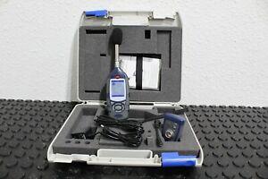 Casella CEL-632A Occupational Sound Level Decibel Meter Bundle Excellent Cond.