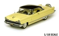 SUNSTAR 1956 Lincoln Premiere Hard Top Presidential Black / Sunburst Yellow 4654