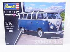 LOT 32298 | Revell 07009 Volkswagen T1 Samba Bus 1:16 Bausatz NEU in OVP