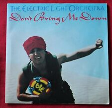 Electric Light Orchestra - ELO, don't bring me down, SP - 45 tours France