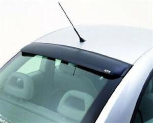 Fits 98-08 VW Beetle GTS Solarwing Acrylic Rear Window Visor Deflector 51669