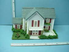 Miniature Colonial House Finished & Furnished 1/144th DH for your DH Hart's