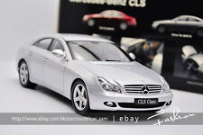 Kyosho 1:18 Benz CLS-CLASS silver