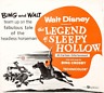 1949 Walt Disney The Legend Of Sleepy Hollow > The Headless Horseman 🎃🐴🎃