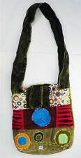 T422 FASHION TRENDY SHOULDER STRAP COTTON BAG  MADE IN NEPAL