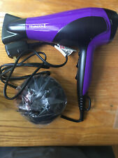 Ionic Hair Dryer Remington Professional Turbo Blow 2 Speed with Diffuser 1875W