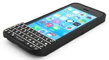 TYPO Keyboard for iPhone 5 5S SE Black QWERTY Backight Battery Indicator