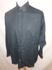 Chemise Versace Noir Taille L à - 82%