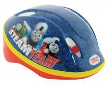 Thomas Tank Engine & Friends Boys Kids Bike Bicycle Safety Helmet Blue 48-54cm