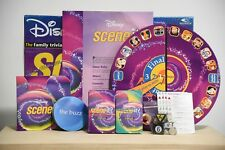 Disney Scene It? 2004 Edition DVD Board-game - 100% COMPLETE