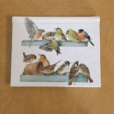 Marjolein Bastin BIRDS Snapshot Photo Album 4x6 1996 Hallmark