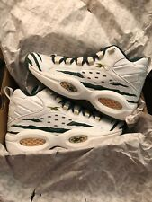 2e06da48f4e 2016 HOF Allen Iverson Reebok Question Mid Prototype Bethel High School  Editon