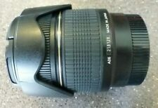 Sony Alpha fit 28-300mm Tamron XR LD Zoom Lens 8 contact version