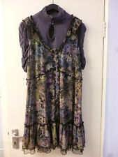 Next patterned long blouse/tunic size 20 + Atmospere blouse size 16 combination