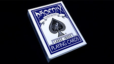 Phoenix Large Index Blue Playing Cards Poker Size Deck USPCC Easy 2 See 4 Tricks