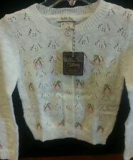 Matilda Jane SWEET CHERRIES Cardigan Sweater Hello Lovely Size 8 NWT