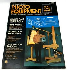 Petersen's Guide to Photo Equipment Parry C. Yob 1973 Photography Camera Dolly