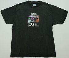 Rare Vintage Yamaha 01V Digital Mixing Console T Shirt 90s Audio Engineering L