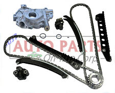 TIMING CHAIN KIT + OIL PUMP FORD F-150 250 350 SUPER DUTY EXPLORER LINCOLN 5.4L