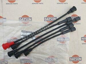 Cable Set, High-Tension Datsun 1200 Genuine Parts Fits Nissan B110 B120 B210