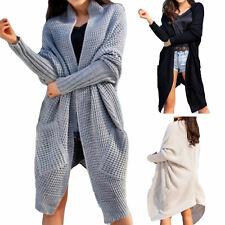 Cardigan lungo maxi maglione coprispalle tricot invernale TOOCOOL JL-5121
