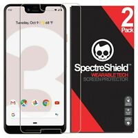 For Google Pixel 3 XL Screen Protector (2-PACK) Spectre Shield Lifetime Replace