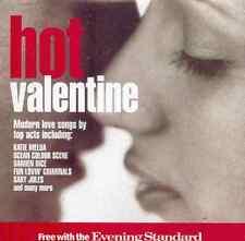 HOT VALENTINE: 11 TRACK PROMO CD: KATIE MELUA, CLEA, OCS, DAMIEN RICE, WANNADIES