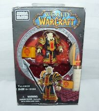 Mega Bloks World of WarCraft Valoren # 91004 29 PCS Unused