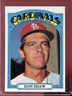 1972   Topps   Baseball    # 479   Don Shaw     NM    Near Mint