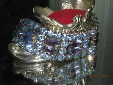 Vintage Rhinestone Jewelry RHINESTONE BRACELET *wow