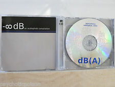 - °° DB surtout 2xcd-p.a.l. xabec sonore stable auphcd 001 limited to 500 copies