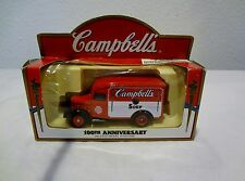 Campbells's CAMPBELLS Soup Truck 100th Anniversary die cast model car in Box