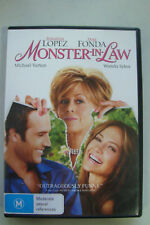 DVD Monster In-Law