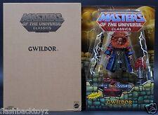 2014 MOTU Gwildor MOTUC Masters of the Universe Classics MOC