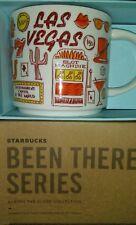 Starbucks Coffee Been There Series Mug 2018 LAS VEGAS Nevada 14 oz cup NWT & box