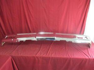NOS OEM 1981 - 82 Chevrolet, GMC, Suburban Front Chrome Bumper 14021279