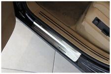 Edelstahl Exclusive Einstiegsleisten für VW Touareg 1 7L R-Line Bj. 2002-2010
