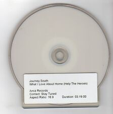 (GE619) Journey South, What I Love About Home - DJ DVD
