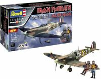 REVELL 05688 SPITFIRE Mk.II Aces High  Iron Maiden GIFT SET plastic kit 1:32nd