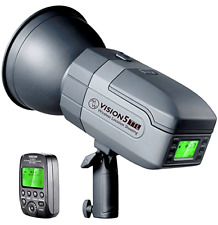 Vision 5 400W TTL HSS Outdoor Strobe Flash with Wireless Trigger for Nikon