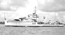 ROYAL NAVY G CLASS DESTROYER HMS GREYHOUND
