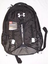 """Under Armour UA Contender Storm Backpack Water-Resistant 15"""" laptop 1277418 BLK"""