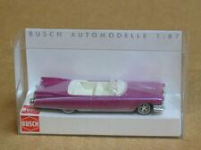 BUSCH 45104 HO Cadillac Cabrio Metallic Rose