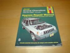 HAYNES JEEP GRAND CHEROKEE WJ ZJ OVERLAND Owners Workshop Repair Manual Handbook