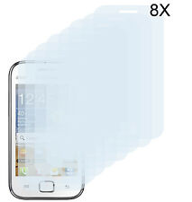 8 x Schutzfolie Samsung Galaxy Ace DUOS S6802 Displayschutz Folie Protector