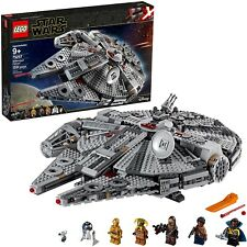 Lego Star Wars Millennium Falcon 75257 - Brand New and Sealed - Ready To Ship!