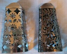Bath and Body Works Soap Dispenser Cover Leaf and Flower Design