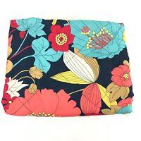 Vera Bradley Lap Blanket Throw Blanket Fleece Navy